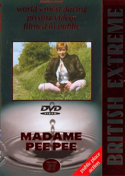 Madame Pee Pee Box Cover