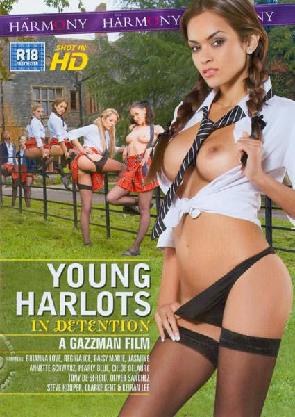 Young Harlots: In Detention Box Cover