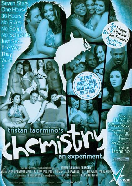 Tristan Taormino's Chemistry An Experiment (Disc 2) Box Cover