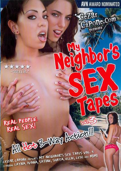 neighbor sex tape