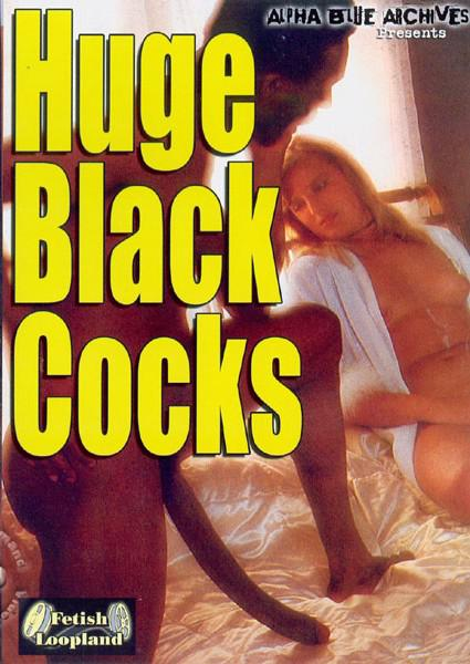 Huge Black Cocks Box Cover
