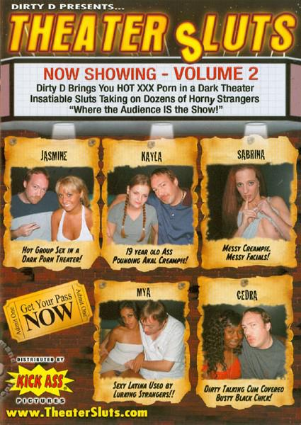 Theater Sluts Volume 2 Box Cover