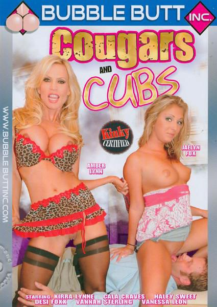 Cougars And Cubs Box Cover