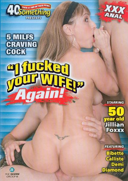 I Fucked Your Wife! Again! Box Cover