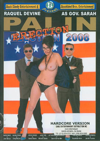 Palin Erection 2008 Box Cover