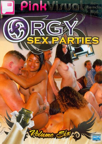 Orgy Sex Parties Volume 6 Box Cover