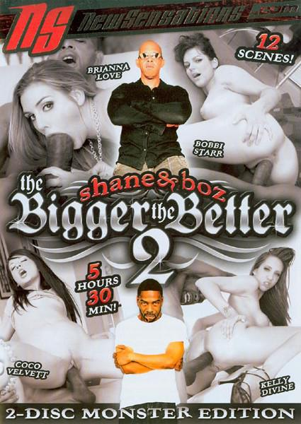 Shane & Boz: The Bigger The Better 2 (Disc 2) Box Cover