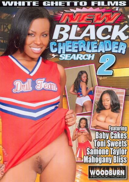 New Black Cheerleader Search 2 Box Cover