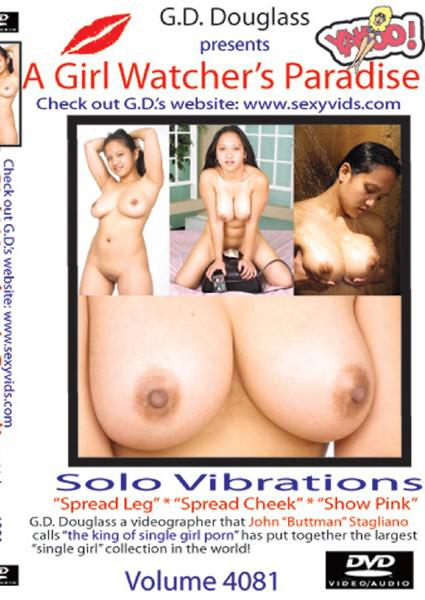 A Girl Watcher's Paradise - Solo Vibrations 4081 Box Cover