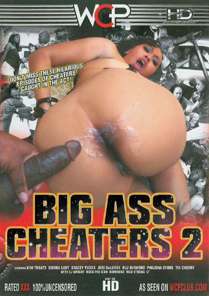 Big Ass Cheaters 2 Box Cover