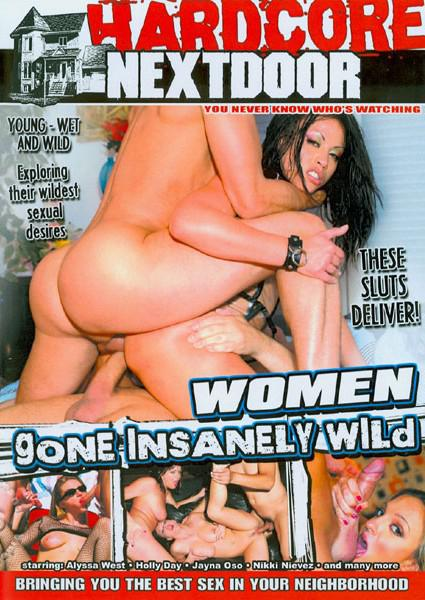Women Gone Insanely Wild Box Cover