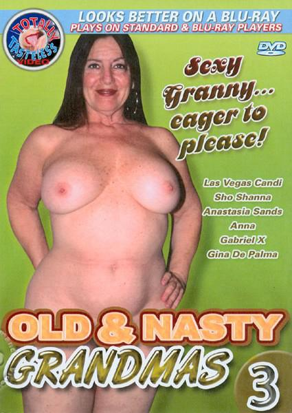 Old & Nasty Grandmas 3 Box Cover