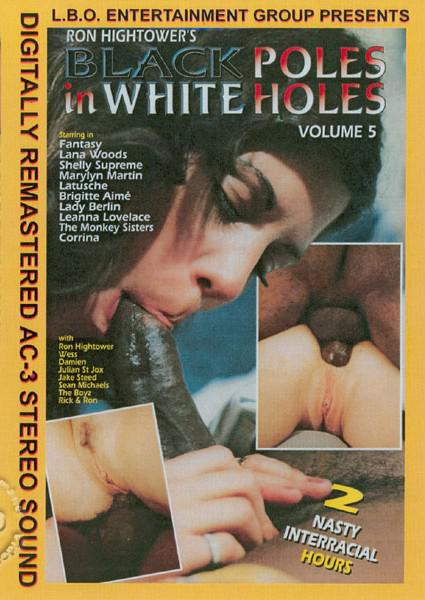 Black Poles In White Holes Volume 5 Box Cover