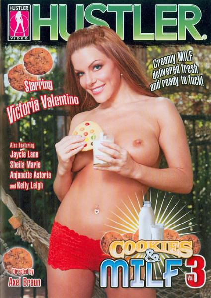 Cookies & MILF Vol. 3 Box Cover