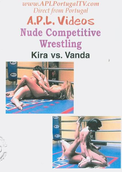 competitive nude wrestling