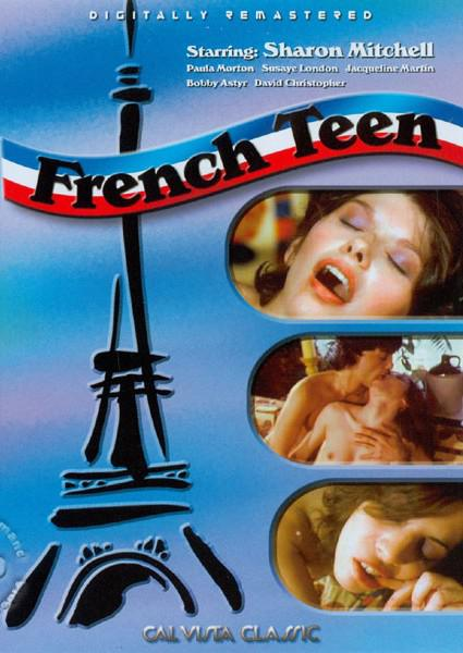 French Teen Box Cover