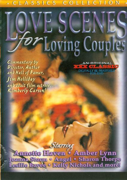 Love Scenes For Loving Couples Box Cover