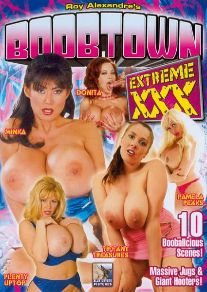 Boobtown Extreme XXX Box Cover