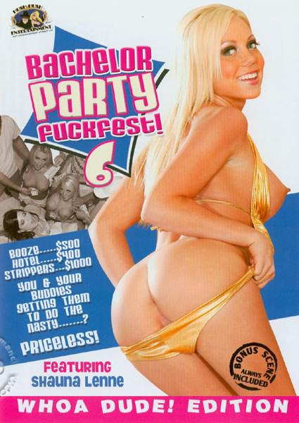 Bachelor Party Fuckfest! 6 Box Cover