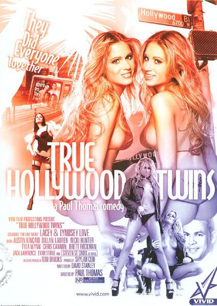 True Hollywood Twins Box Cover