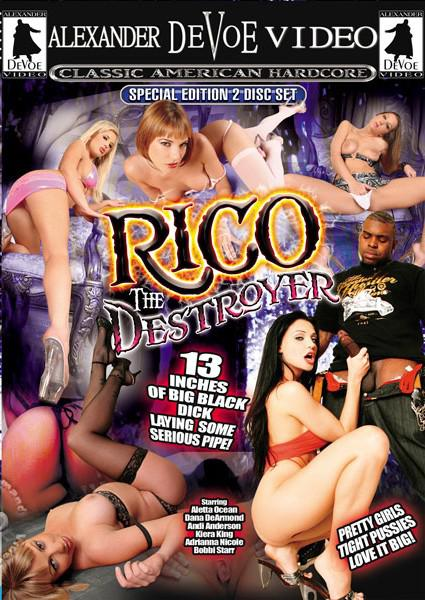 Rico The Destroyer (Disc 1) Box Cover