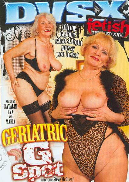 Geriatric G Spot Box Cover