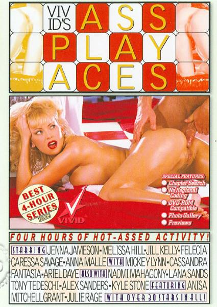 Ass Play Aces Box Cover