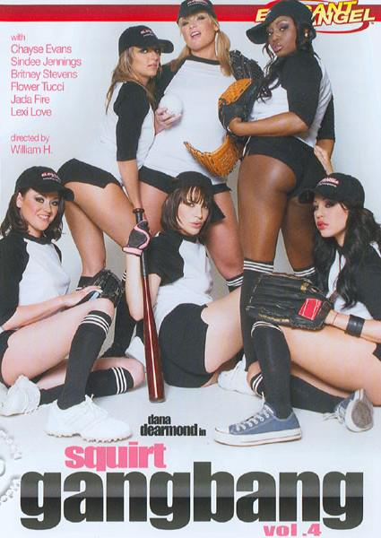 Squirt Gangbang Vol. 4 Box Cover