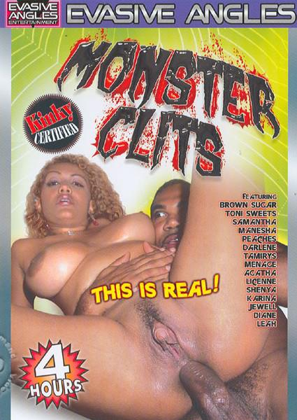 Monster Clits Box Cover