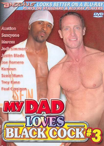 My Dad Loves Black Cock #3 Box Cover