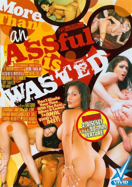 More Than An Assful Is Wasted Box Cover