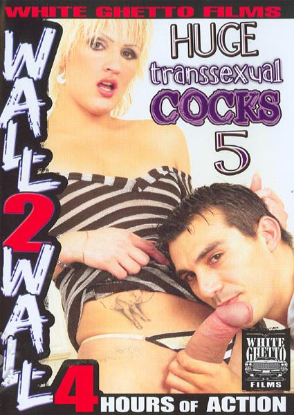 Huge Transsexual Cocks 5 Box Cover