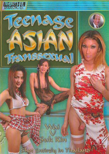 Teenage Asian Transsexual Box Cover