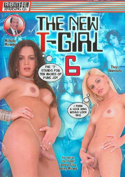 The New T-Girl 6 Box Cover