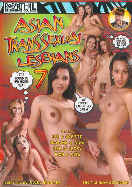 Asian Transsexual Lesbians 7 Box Cover
