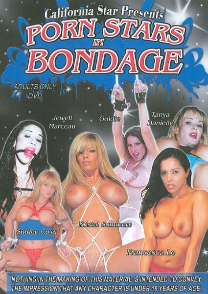 Porn Stars In Bondage Box Cover