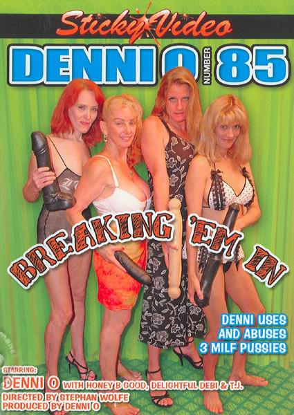 Denni O Number 85 - Breaking 'Em In Box Cover