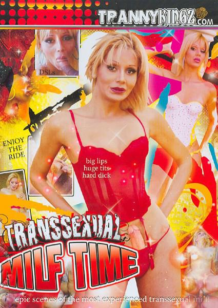 Transsexual MILF Time Box Cover