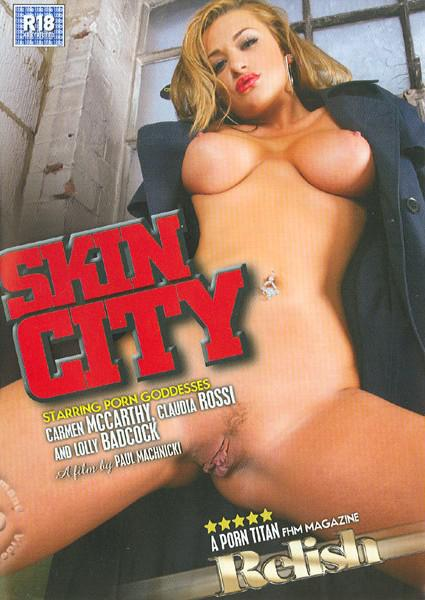 Skin City Box Cover
