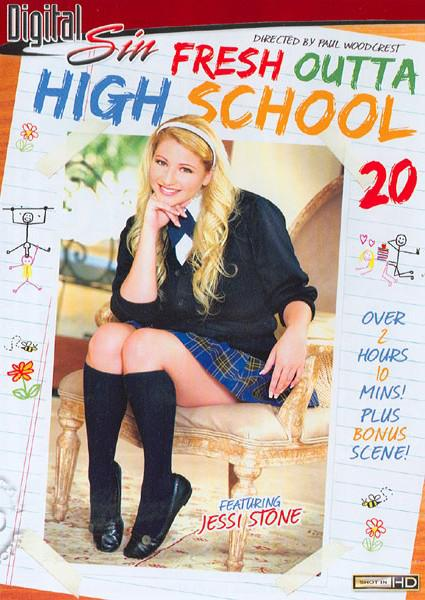 Fresh Outta High School #20 Box Cover