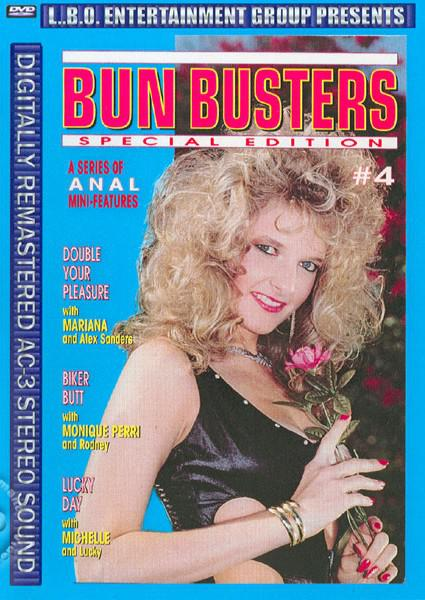 Bun Busters #4 - Special Edition Box Cover