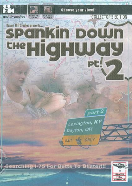 Spankin Down The Highway Pt. 2 Box Cover