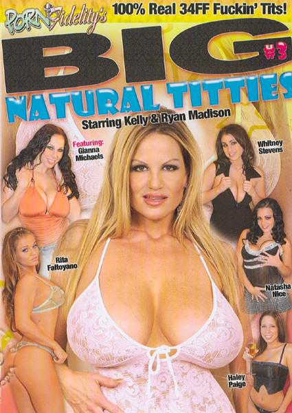 Big Natural Titties 3 Box Cover