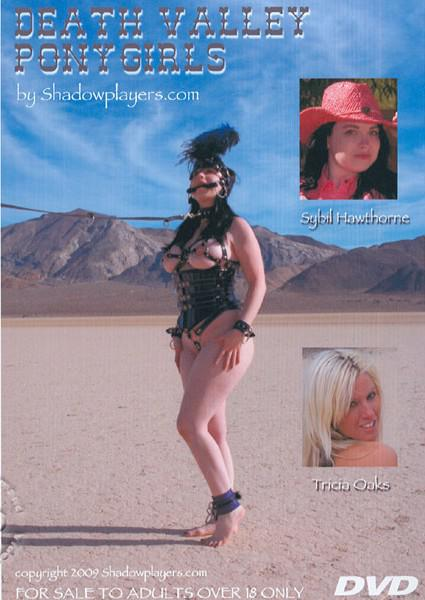 Death Valley Ponygirls Box Cover