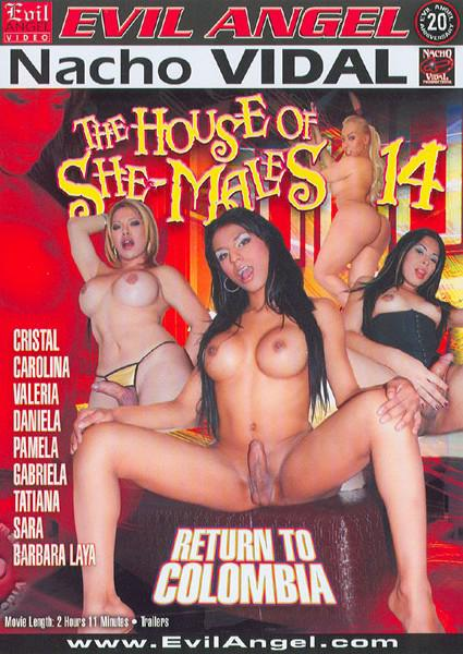 The House Of She-Males 14 - Return To Colombia Box Cover