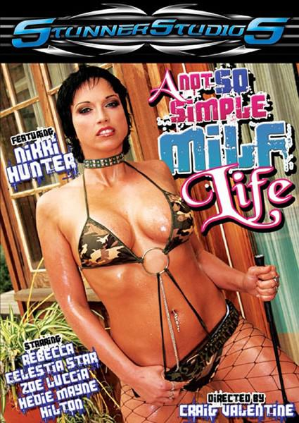 A Not So Simple MILF Life Box Cover