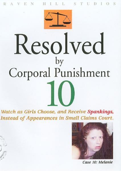 Resolved By Corporal Punishment 10 Box Cover