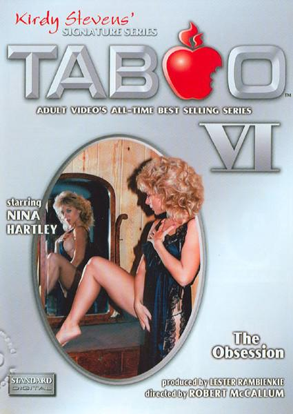 Taboo VI - The Obsession Box Cover