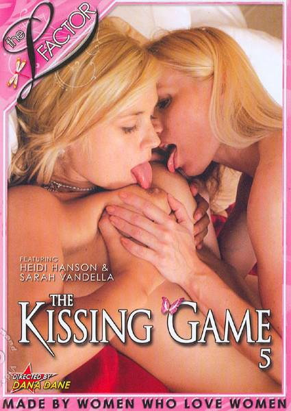 The Kissing Game 5 Box Cover