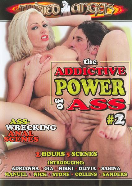 The Addictive Power Of Ass #2 Box Cover